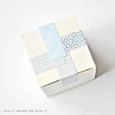 DIY Japanese tape