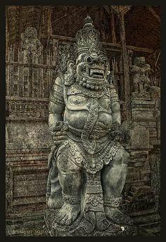 Temple Guardian, Bali