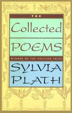 "Sylvia Plath, one of my favorite ""dark"" poets"