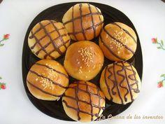 La Cocina de los inventos: Bollitos de Naranja