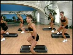 Cathe Friedrich's Step Blast - YouTube Cathe Friedrich, Step Aerobics, Step Workout, Workout Videos, Healthy Eating, Arm, Exercise, News, Fitness
