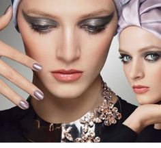 Dior Fall 2013 Makeup Collection: Mystic Metallics   FashionMention