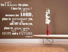 My favorite bible verse - Click image to find more Other Pinterest pins