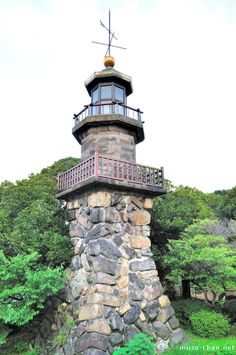 Mudan Hill Lighthouse, Japan