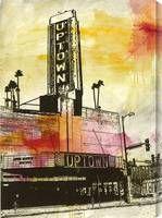 The Uptown Code: AB258A Artist: Abbott, Sara Subject: Architecture