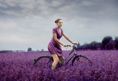 Lovely in lavender...