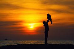 Evening with son by Kirill Grekov on 500px