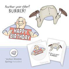 Bummer Set (Sku#4241) Art Impressions Shake Your Booty