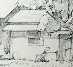 풍경화 속 집에 대하여 풍경화에서 집이나 고궁, 또는 기타 건축물은 자연스러운 풍경화의 기본적인 소재입...