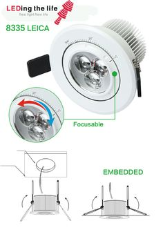 led lights fixtures for homes