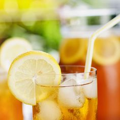 Quench your thirst with the ultimate summer drink: Iced tea! 5 delicious iced tea recipes: http://blog.womenshealthmag.com/dish/five-ultimate-iced-tea-recipes/