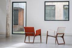 Mandarine armchair designed by Claudia&Harry Washington on Furniture Served