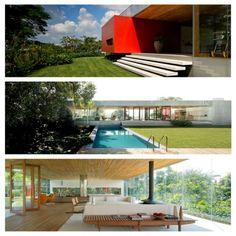 issay weinfeld | Isay Weinfeld Geneses House Brazil