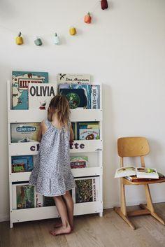 tidy books Bücherregal Holz für Kinder, 25 Lieblingsbücher, Kinderbücher ab 2 Jahren, ab 3 Jahren, Rabatt Code tidybooks.de