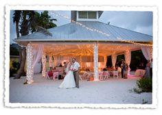 Sandbar Beach Weddings, Anna Maria Island, Florida