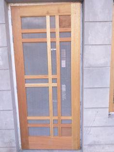 Grill Door Design, Door Gate Design, House Gate Design, Room Door Design, Door Design Interior, Wooden Front Door Design, Wooden Front Doors, Modern Wooden Doors, Modern Front Door