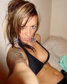selfies Real girl