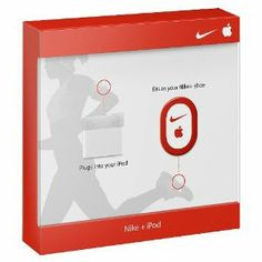 Nike+ iPod Sport Kit (NEWEST VERSION)    Combine the Nike + iPod Sport Kit with your Nike+ ready shoes and an iPod nano mobile digital device to track your runs while you listen to music. The kit contains a waterproof, durable Nike+ sensor that fits inside your shoe, as well as a receiver that connects to your iPod nano. $29