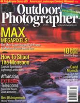 FREE One-Year Subscription to Outdoor Photographer Magazine