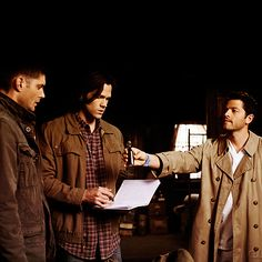Always happy to bleed for the Winchesters #Supernatural #TeamFreeWill