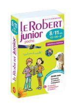 Le Robert Junior poche-Dictionnaire Le Robert..for Autumn