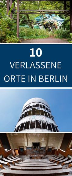 10 verlassene Orte in Berlin: Lost Places in der Hauptstadt Discover the most exciting lost places in Berlin. Come with me on a ghostly journey through time and discover the best 10 abandoned places in Berlin! But shhh, here it stays silent … places Places In Berlin, Home Poster, Travel Packing, Travel Tips, Bangkok, Disneyland, Lost Places, Berlin Travel, How To Start Yoga