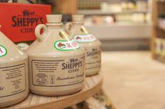 Cider at Cheddar Woods #sheppys