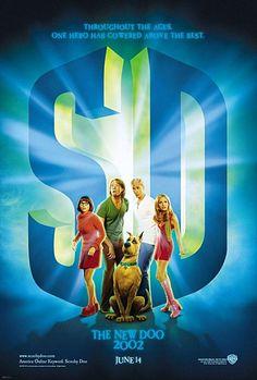 Scooby-Doo ~ Matthew Lillard, Sarah Michelle Gellar, Freddie Prinze, Jr., Isla Fisher, Rowan Atkinson.