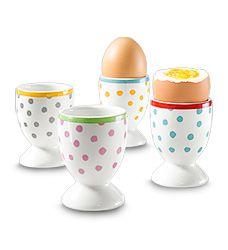 4 Eierbecher