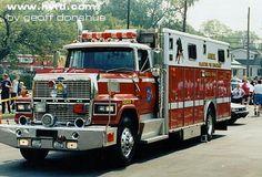 Anne Arundel County Fire Department   Arundel Volunteer Fire Department (Anne Arundel County) - Squad 7