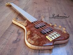 I wouldn't mind to try a Luthman bass
