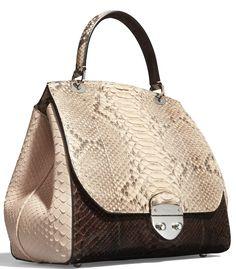 "Asprey London Pre-Fall 2015 ""Belle"" handbag."