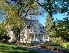 Monroe House - traditional - exterior - dc metro - Moore Architects, PC