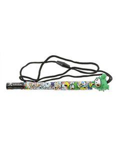 Cactus Dog Lanyard Style Ballpoint Pen