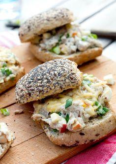 DoorEten foodblogswap augustus: markeelsalade van de blog Mango