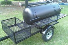 The Smoker King » Pictures Of Custom Smokers