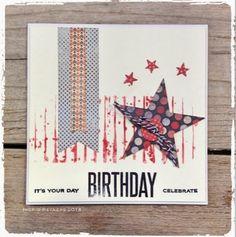 Ingrid's scrapfrutsels: Verjaardag