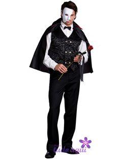 fantasia masculina para halloween, carnaval ou festa a fantasia
