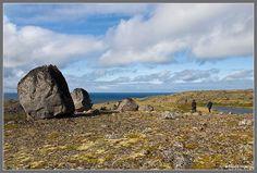 Уходящему в горы известна дорога на небо - Териберка, 27-28 июня 2009г. Часть 2. Отдыхайте в Заполярье!