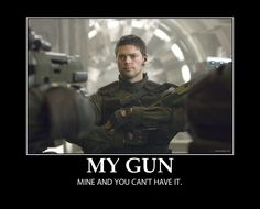 paintchipped: I will be done now. Karl Urban - Doom