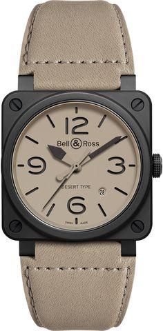 Bell Ross BR 03-92 Desert Type - Perpetuelle