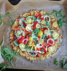 Vegetable Pizza, Vegetables, Healthy, Food, Kitchen, Cucina, Cooking, Veggies, Essen