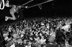 Nirvana, Seattle,1990, Charles Peterson