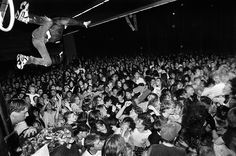 Nirvana in Seattle,1990