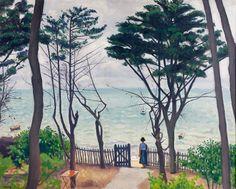 Albert MARQUET (1875 - 1947): The Garden, Pyla, 1935