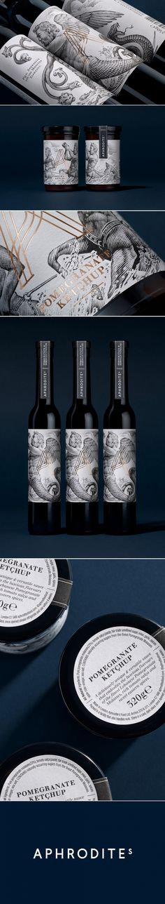 This is Some Packaging Seriously Fit for the Gods — The Dieline - Branding & Packaging Design