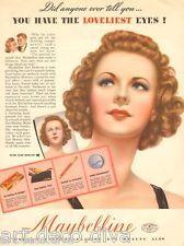 1940's vintage Maybelline