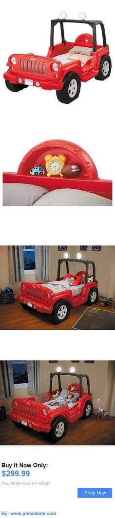 Kids Furniture: Little Tikes® Jeep® Wrangler Toddler To Twin Bed BUY IT NOW ONLY: $299.99 #priceabateKidsFurniture OR #priceabate