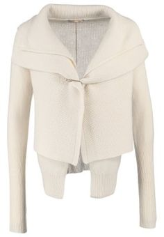 LEVA - Strickjacke - natural