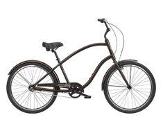 """Bicycle Bike 24/"""" Beach Cruisers Steel Fork 1/"""" Threaded Chrome Cruiser Bike NEW"""
